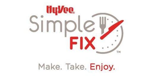Simple Fix Freezer Meal Class