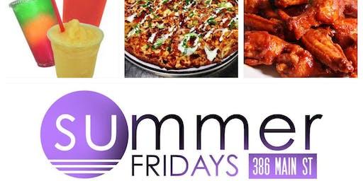 All New Summer Fridays at 386 Main St