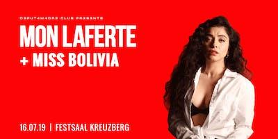 Mon Laferte & Miss Bolvia