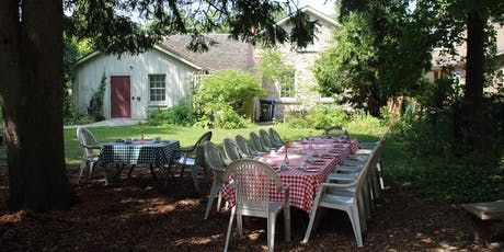 McCrae House Tea at Two - Reservations tickets