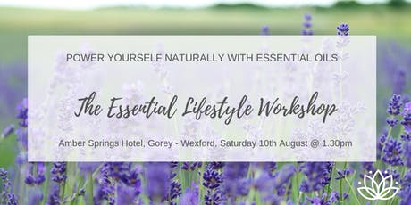 The Essential Lifestyle Workshop  tickets