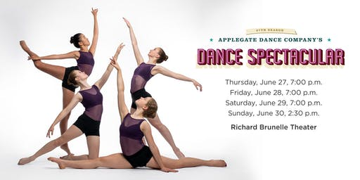 Applegate Dance Company's 27th Season Dance Spectacular
