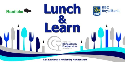 Lunch & Learn - Health Inspection and Business Finance