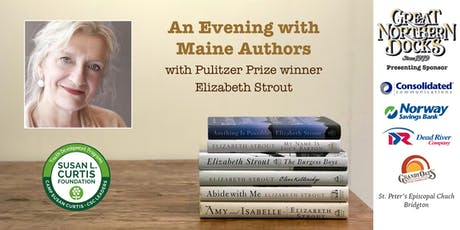 Evening with Maine Authors III tickets