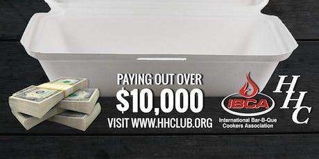 Hold'Em & Hit'Em Club 33rd Annual BBQ Cook-Off tickets