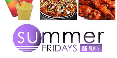 WIN a FREE BOOTH at Summer Fridays at in Royal Oak