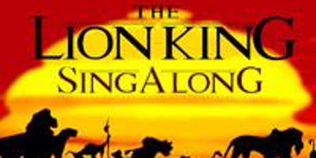 Lion King Sing-A-Long tickets