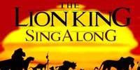 Lion King Sing-A-Long