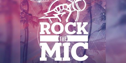 Rock The Mic Artist Showcase