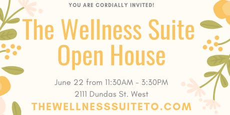 The Wellness Suite Open House tickets