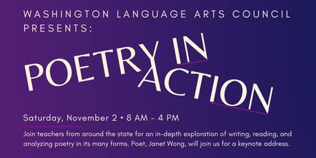 Poetry in Action tickets