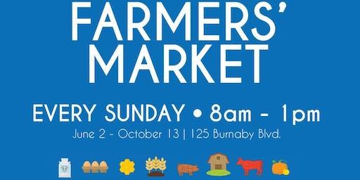 The Eglinton Way BIA Farmers' Market