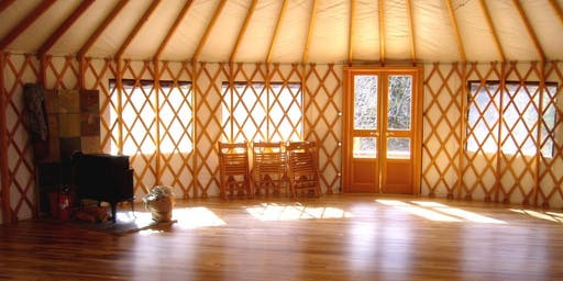 Yoga in the Yurt - A 4 Day Forrest Yoga Intensive