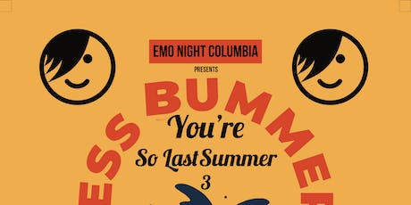 Emo Night Columbia: You're So Last Summer 3 tickets