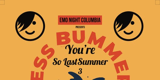 Emo Night Columbia: You're So Last Summer 3