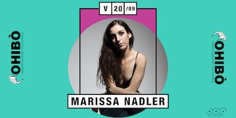 Marissa Nadler in concerto all'Ohibò biglietti
