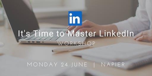 Workshop: It's Time to Master LinkedIn