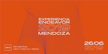 EXPERIENCIA ENDEAVOR MENDOZA 2019 entradas
