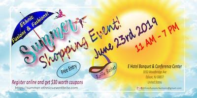Summer Shopping Event