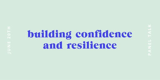 Building Confidence & Resilience