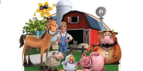 Farm Fresh Faith VBS tickets