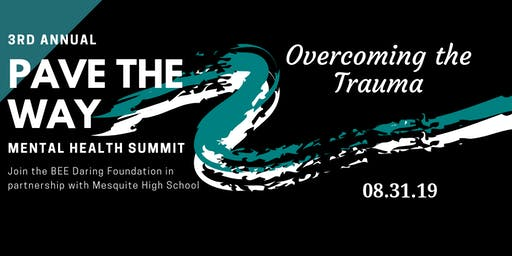 Pave the Way: Mental Health Summit