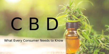 CBD Made Simple: What Every Consumer Needs to Know tickets