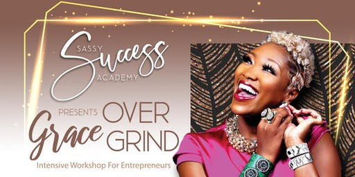 Grace Over Grind 1.0 : How I Built A Multi-Million Dollar Brand In 1 Year
