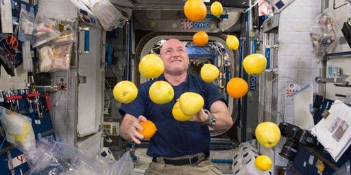 Are You Healthier than an Astronaut?