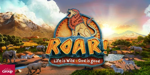 Roar! Pre-School Summer Day Camp - (Aug 19-23) 2019