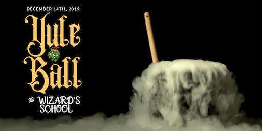 Witches & Wizards School: A Fantastic & Magical Day & Evening of Wizarding Themed School, Dinner & Yule Ball