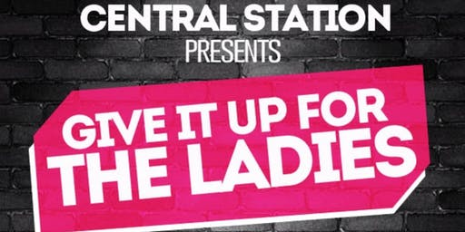Fredericksburg Comedy Zone Presents: Give It Up For The Ladies