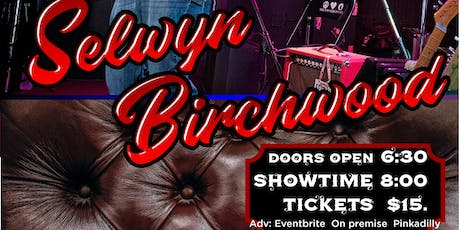Selwyn Birchwood Concert tickets