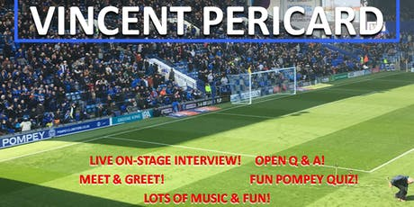VINCENT PERICARD - Pompey Memories tickets