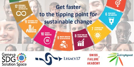 Get faster to the tipping point for sustainable change - free workshop tickets
