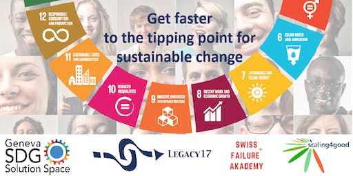 Get faster to the tipping point for sustainable change - free workshop