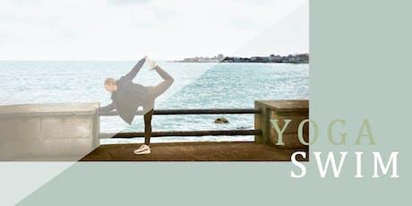 Yoga + Swim tickets