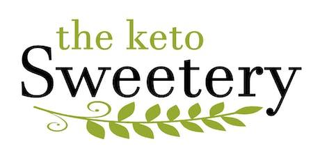 Keto Mixer @ The Keto Sweetery tickets
