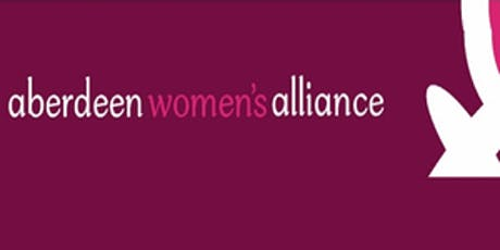 Aberdeen Women's Alliance AGM tickets