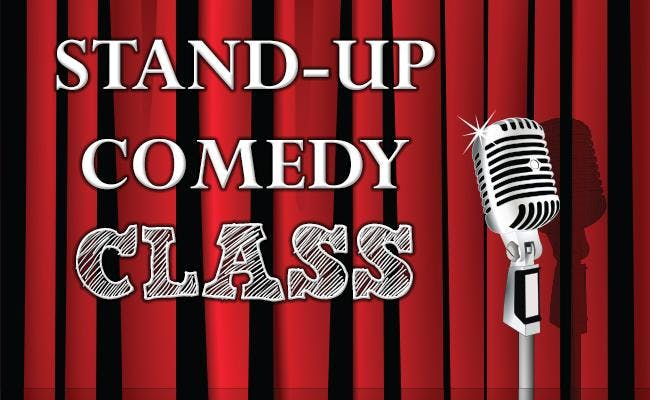 Standup Comedy Classes