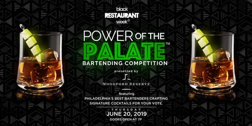 Power of the Palate: 2019 Philadelphia Bartender Competition