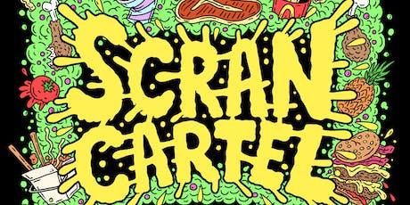 SCRAN CARTEL VINYL LAUNCH PARTY tickets