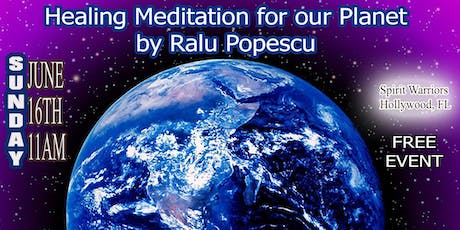 Healing Meditation for our Planet tickets