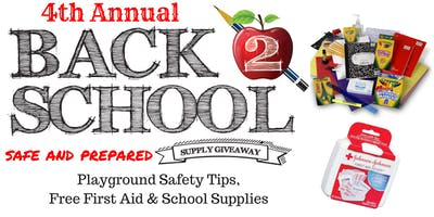 2019 Back to School Supply Giveaway