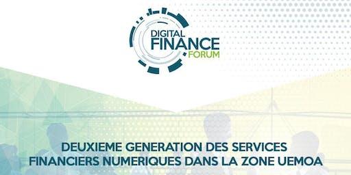 Digital Finance Forum UEMOA