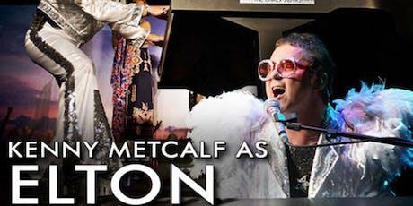 NoHo Summer Nights Festival - Kenny Metcalf as Elton John tickets