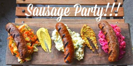 Adult Monthly Cooking Class - Sausage Party! tickets