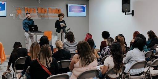 "Guaynabo | Seminario: ""Los 5 pasos para lograr un Taller de Auto Maquillaje Exitoso"""
