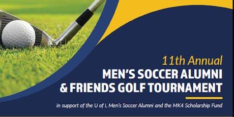 11th Annual UofL Men's Soccer Alumni & Friends Golf Tournament tickets