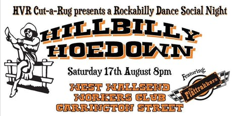 Hillbilly Hoedown featuring the Flattrakkers tickets